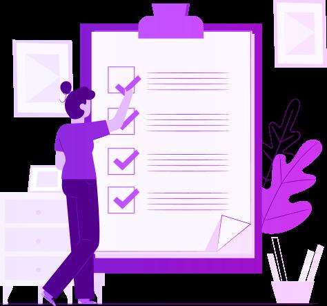 Ilustração Formulário